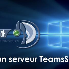 Comment créer un serveur TeamSpeak ?